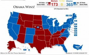 US-Wahlergebniss
